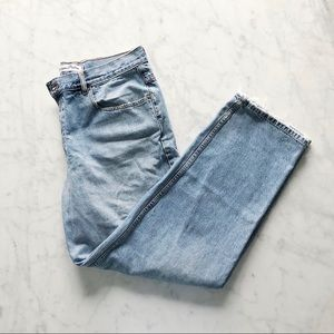 Vintage Tommy Bahama High Waisted Distressed Jeans